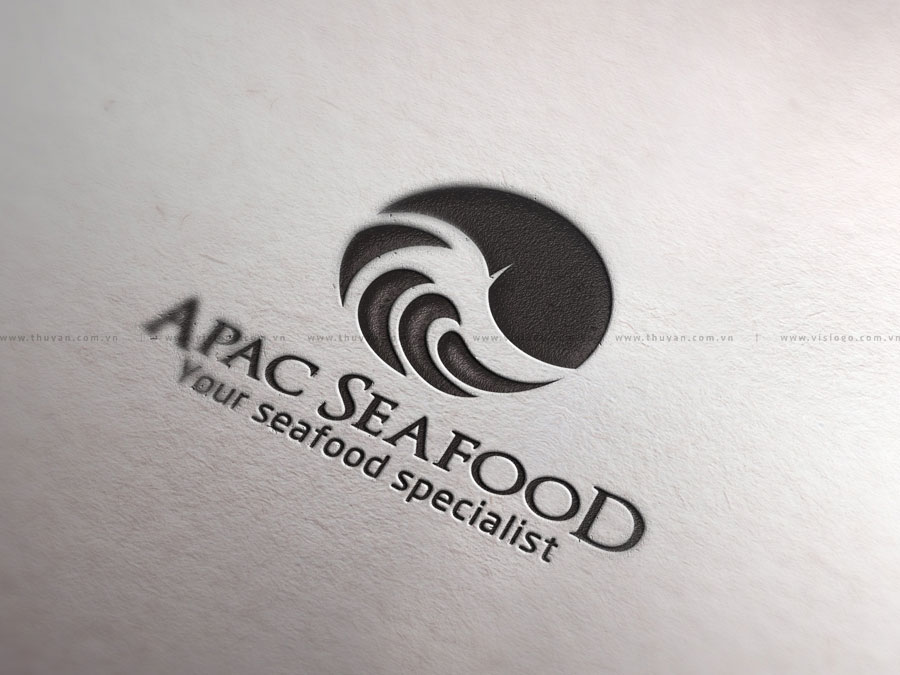 Thiết kế logo, CIP - ASIA PACIFIC SEAFOOD